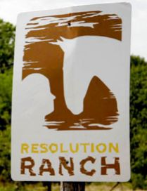 Resolution Ranch Teen Wilderness Program Texas